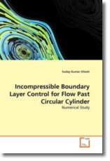 Incompressible Boundary Layer Control for Flow Past Circular Cylinder