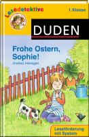 Frohe Ostern, Sophie!