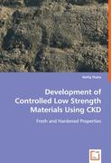 Development of Controlled Low Strength MaterialsUsing CKD - Thaha Wafiq