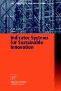 Indicator Systems for Sustainable Innovation