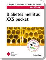 Diabetes mellitus XXS pocket 2011/2012