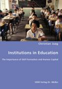 Institutions in Education - Jaag, Christian