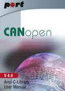 CANopen Library User Manual V4.4 port GmbH