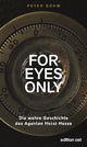 'For eyes only' - Peter Böhm