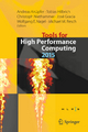 Tools for High Performance Computing 2015 - Andreas Knüpfer; Tobias Hilbrich; Christoph Niethammer; José Gracia; Wolfgang E. Nagel; Michael M. Resch