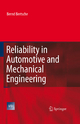 Reliability in Automotive and Mechanical Engineering - Bernd Bertsche.