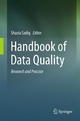 Handbook of Data Quality - Shazia Sadiq;  Shazia Sadiq