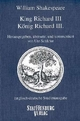 King Richard III / König Richard III. - William Shakespeare
