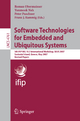 Software Technologies for Embedded and Ubiquitous Systems - Roman Obermaisser; Yunmook Nah; Peter Puschner; Franz J. Rammig