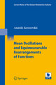 Mean Oscillations and Equimeasurable Rearrangements of Functions - Anatolii A. Korenovskii