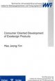 Consumer Oriented Development of Ecodesign Products