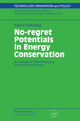 No-regret Potentials in Energy Conservation - Katrin Ostertag