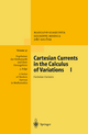 Cartesian Currents in the Calculus of Variations I - Mariano Giaquinta; Giuseppe Modica; Jiri Soucek