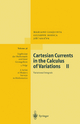 Cartesian Currents in the Calculus of Variations II - Mariano Giaquinta; Guiseppe Modica; Jiri Soucek