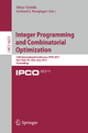 Integer Programming and Combinatorial Optimization - Oktay Günlük; Gerhard  J. Woeginger