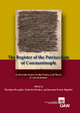The Register of the Patriarchate of Constantinople - Christian Gastgeber; Ekaterini Mitsiou; Johannes Preiser-Kapeller