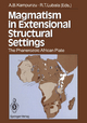 Magmatism in Extensional Structural Settings