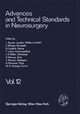 Advances and Technical Standards in Neurosurgery - L. Symon; J. Brihaye; B. Guidetti; F. Loew; J. D. Miller; H. Nornes; E. Pásztor; B. Pertuiset; M. G. Ya?argil