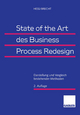 State of the Art des Business Process Redesign - Thomas Hess; Leo Brecht