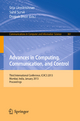Advances in Computing, Communication, and Control - Srija Unnikrishnan; Sunil Surve; Deepak Bhoir