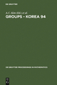 Groups - Korea 94 - A.C. Kim;  D.L. Johnson