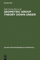 Geometric Group Theory Down Under - John Cossey;  Charles F. Miller;  Walter D. Neumann;  Michael Shapiro