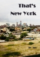 That's New York - Matthias Etter