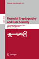 Financial Cryptography and Data Security - Ahmad-Reza Sadeghi