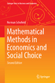 Mathematical Methods in Economics and Social Choice - Norman Schofield