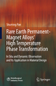 Rare Earth Permanent-Magnet Alloys' High Temperature Phase Transformatio