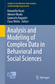 Analysis and Modeling of Complex Data in Behavioral and Social Sciences - Donatella Vicari; Akinori Okada; Giancarlo Ragozini; Claus Weihs
