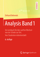 Analysis Band 1 - Ehrhard Behrends
