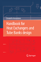 Handbook for Heat Exchangers and Tube Banks design - Donatello Annaratone