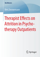 Therapist Effects on Attrition in Psychotherapy Outpatients - Dirk Zimmermann