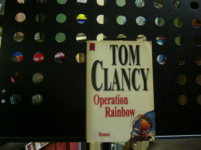 Operation Rainbow - Clancy, Tom
