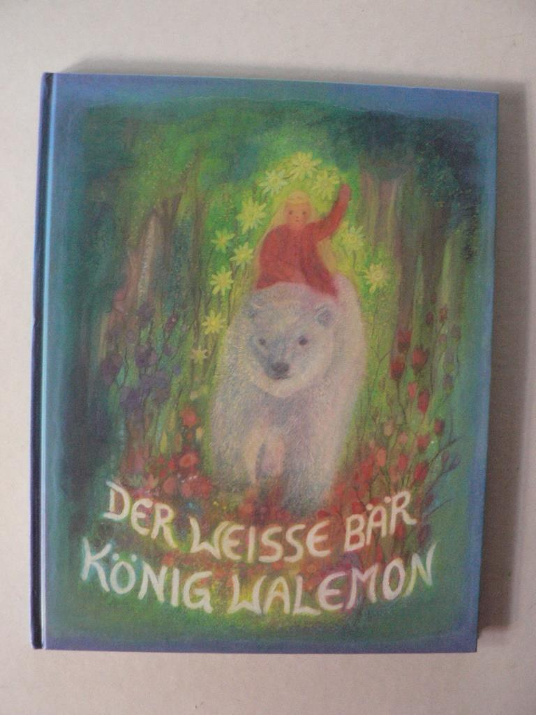 Der weiße Bär König Walemon. Ein norwegisches Märchen - Koconda, Angela (Illustr.)/Lindholm, Dan (Nacherzähl.)