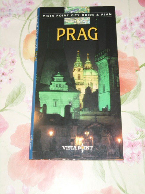 Prag : City-Guide Vista-Point-City-Guide & Plan