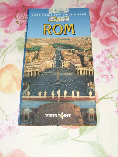 Rom : City-Guide Vista-Point-City-Guide & Plan