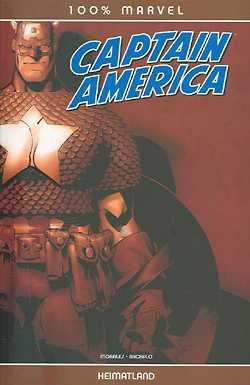 100% Marvel 12 Captain America: Heimatland  Band 12 - Morales, Robert und Chris Bachalo