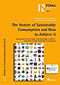 The Nature of Sustainable Consumption and How to Achieve it - Rico Defila