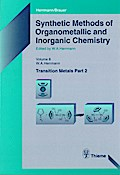 Synthetic Methods of Organometallic and Inorganic Chemistry, Volume 8, 1997 - W. A. Herrmann