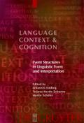 Event Structures in Linguistic Form and Interpretation - Johannes Dölling