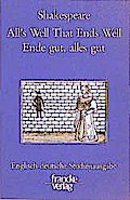 Ende gut, alles gut / All`s Well That Ends Well - William Shakespeare