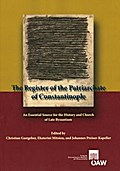 The Register of the Patriarchate of Constantinople - Christian Gastgeber