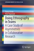 Doing Ethnography in Teams - Teena Clerke