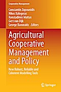 Agricultural Cooperative Management and Policy - Constantin Zopounidis
