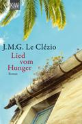 Lied vom Hunger - Jean-Marie Gustave Le Clézio