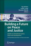 Building a Future on Peace and Justice - Kai Ambos