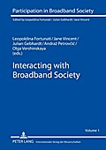 Interacting with Broadband Society - Leopoldina Fortunati