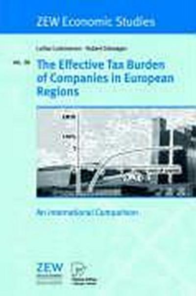 The Effective Tax Burden of Companies in European Regions - Lothar Lammersen